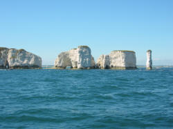 Old Harry Rocks, Handfast Point, Studland